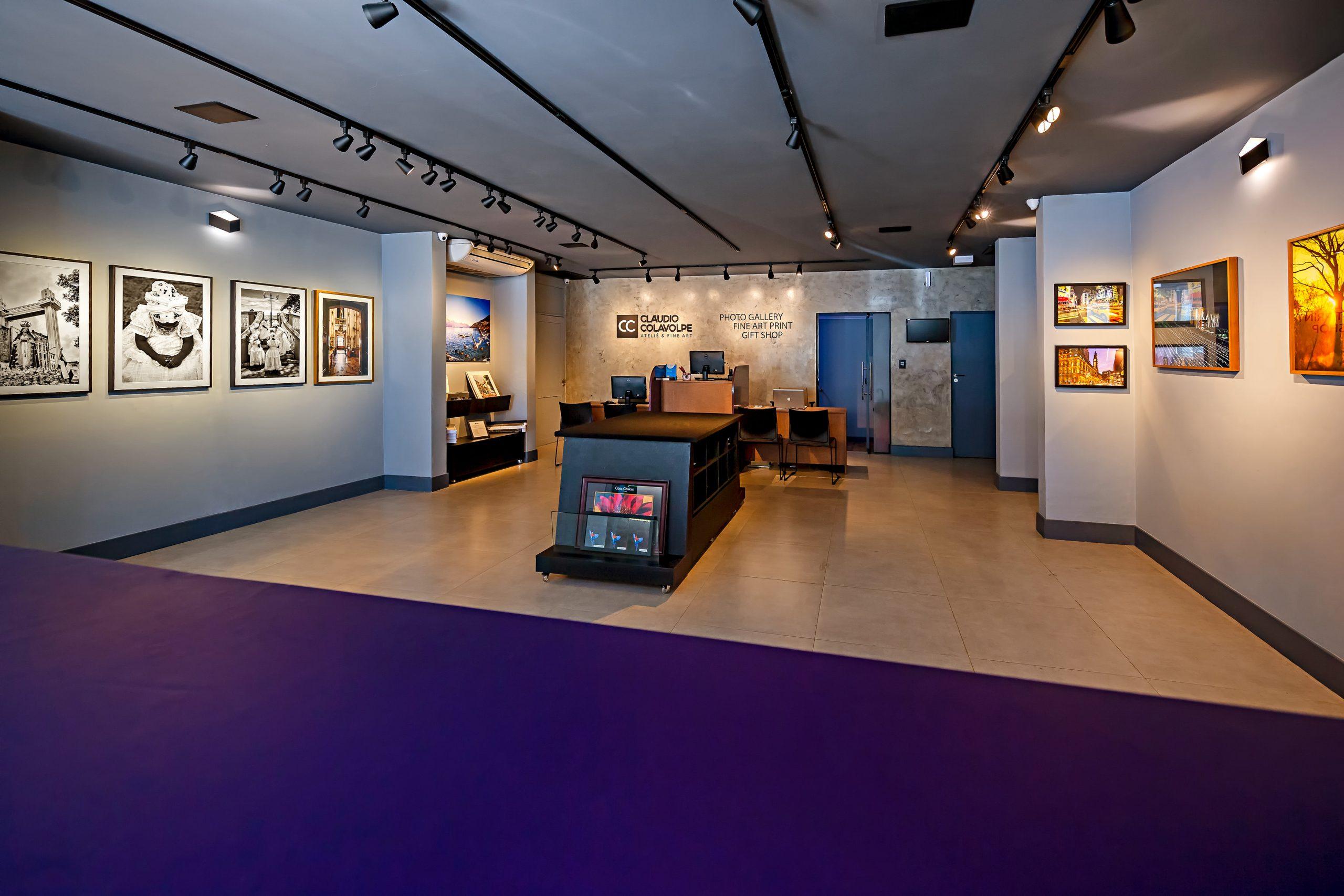 A Galeria